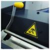 naklejkas ostrzegawcza W031 / ISO 7010