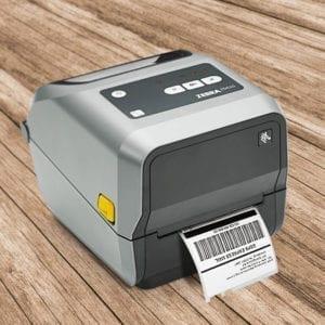 Etykiety na rolce do drukarek