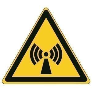 Etykieta ostrzegawcza W005 / ISO 7010 - piktogramy BHP