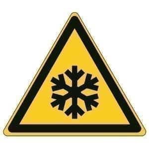 Etykieta ostrzegawcza W010 / ISO 7010 - piktogramy BHP