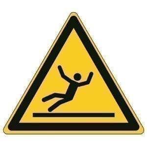 Etykieta ostrzegawcza W011 / ISO 7010 - piktogramy BHP
