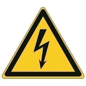 Etykieta ostrzegawcza W012 / ISO 7010 - piktogramy BHP