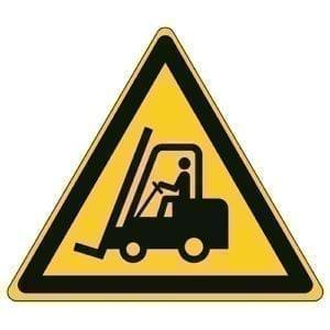 Etykieta ostrzegawcza W014 / ISO 7010 - piktogramy BHP