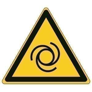 Etykieta ostrzegawcza W018 / ISO 7010 - piktogramy BHP