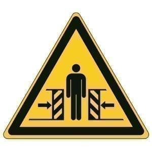 Etykieta ostrzegawcza W019 / ISO 7010 - piktogramy BHP