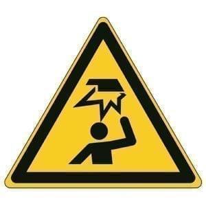 Etykieta ostrzegawcza W020 / ISO 7010 - piktogramy BHP