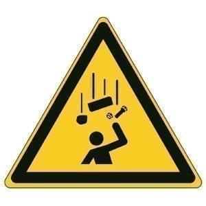 Etykieta ostrzegawcza W035 / ISO 7010 - piktogramy BHP