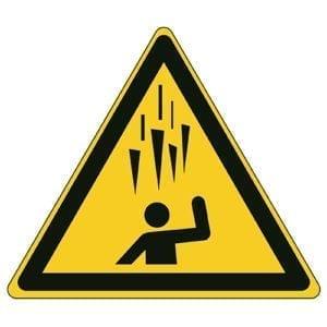 Etykieta ostrzegawcza W039 / ISO 7010 - piktogramy BHP