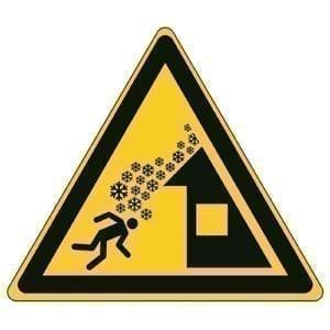Etykieta ostrzegawcza W040 / ISO 7010 - piktogramy BHP