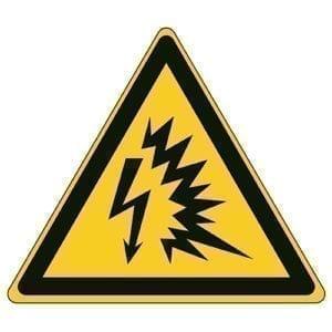 Etykieta ostrzegawcza W042 / ISO 7010 - piktogramy BHP