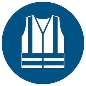 Etykieta nakazu M015 / ISO 7010 - piktogramy BHP