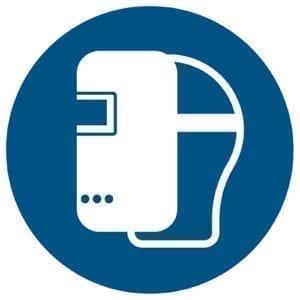 Etykieta nakazu M019 / ISO 7010 - piktogramy BHP