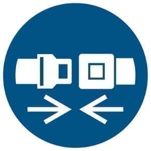 Etykieta nakazu M021 / ISO 7010 - piktogramy BHP