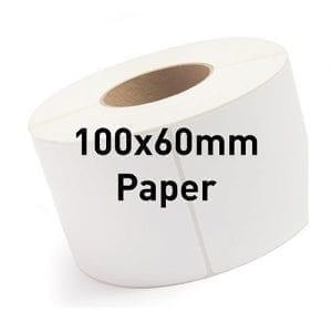 etykiety samoprzylepne na rolce do drukarek